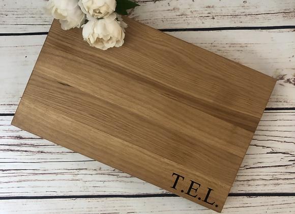 Oak Classic Chopping Board
