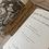 Thumbnail: Personalised Teacher Book Mark
