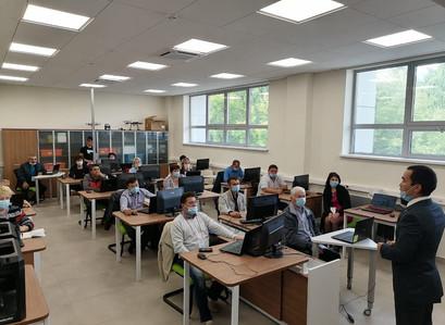 Обучение сотрудников центров «Точка роста»