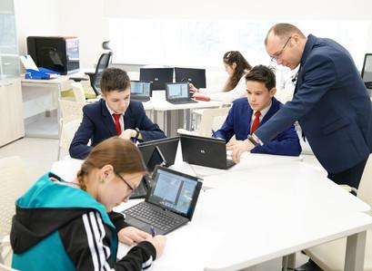 Талантливые школьники могут получить грант на 125 тысяч рублей за достижения в точных науках