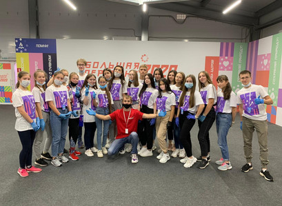 Школьники из Башкортостана примут участие в полуфинале Всероссийского конкурса «Большая перемена»
