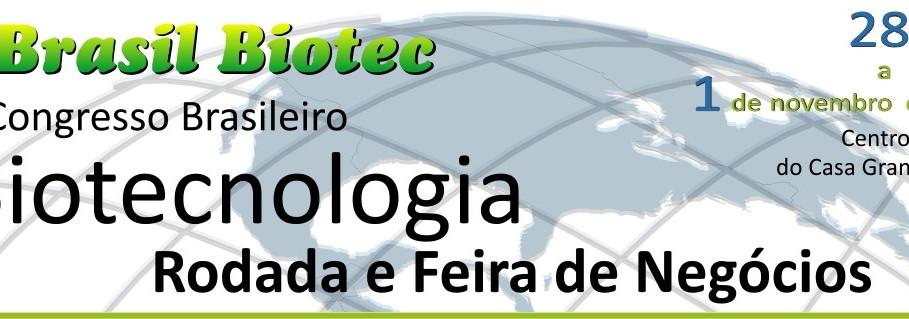 4º Congresso Brasileiro de Biotecnologia