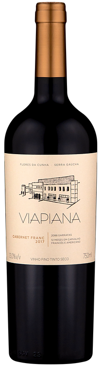 Viapiana Cabernet Franc 2018