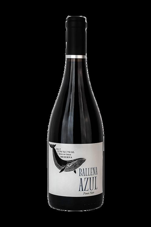 Ballena Azul Reserva Pinot Noir 2017