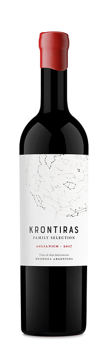 Krontiras Family Selection Aglianico 2017