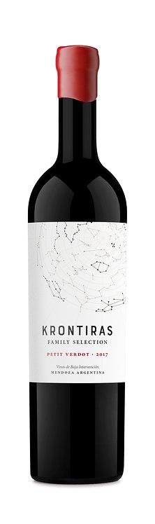Krontiras Family Selection Petit Verdot 2017