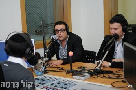 עם אוהד מושקוביץ והמפיק דוד פדידה.jpg