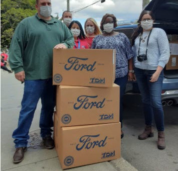 Ford Employees to the Rescue!
