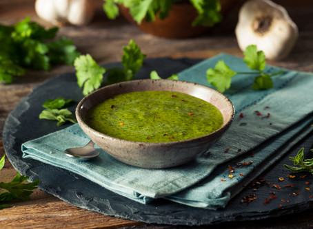 Chimichurri Sauce Perfect for Spring Cooking Adventures During National Herb Week