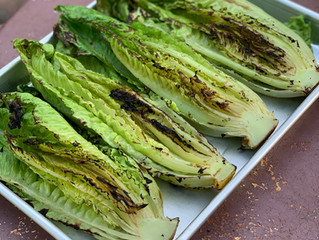 Secrets to a glorious Grilled Caesar Salad