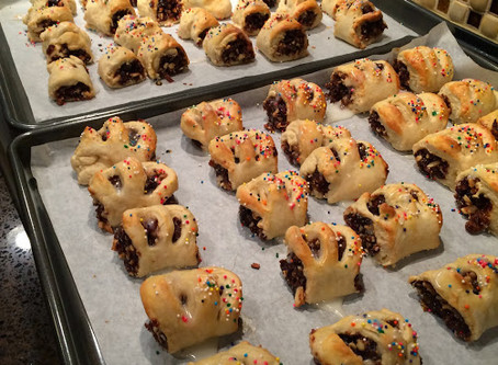 Ask The Chef-Holiday Food Gifts-Italian Fig Cookies