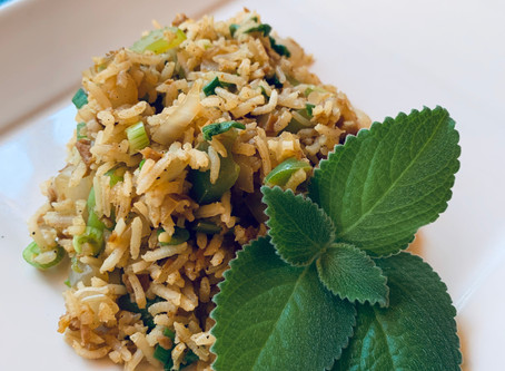 Cajun Dirty Rice Gets A New Makeover