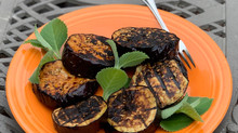 Get A Thrill From The Grill With Eggplant