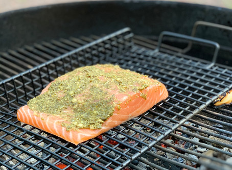 Secrets of Cooking Sizzling Salmon on the Grill