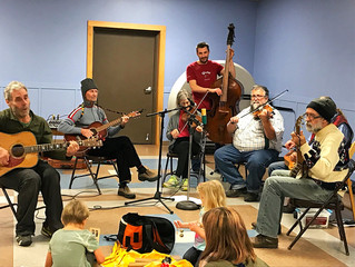 Farmers Take to the Stove and Stage in Duluth