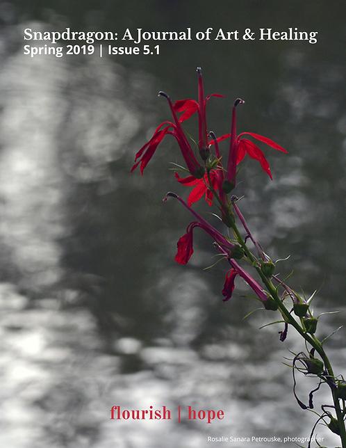 "Spring 2019, ""Flourish | Hope"""