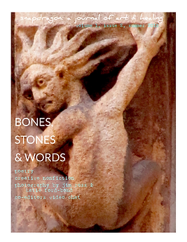 _Bones, Stones & Words_ -- Snapdragon Jo