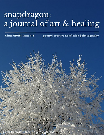 snapdragon journal, winter 2018 - Untitl