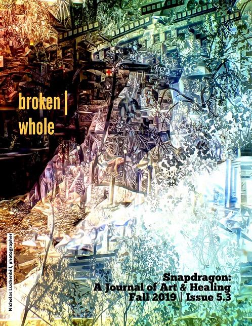"Fall 2019, ""Broken | Whole"""