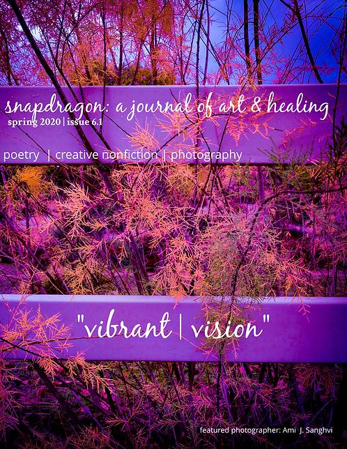 "Spring 2020, ""Vibrant | Vision"""