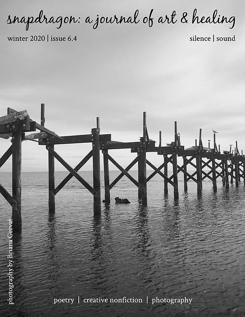 "Winter 2020, ""Silence | Sound"""