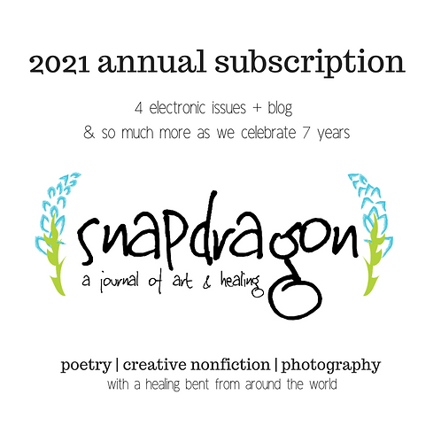 2021 Annual Subscription