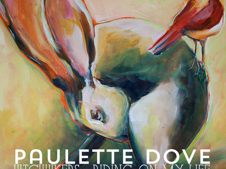 Paulette Dove - ART LOTTO - Popups on the Patio and Frida Fest - BEST.SUMMER.EVER!!