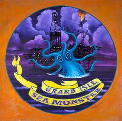 Grand Isle Sea Monster 1
