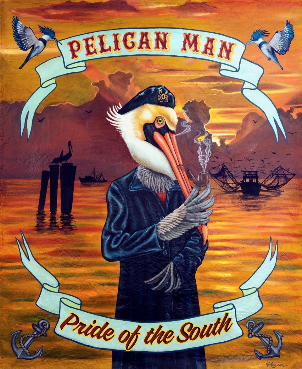 Pelican Man V