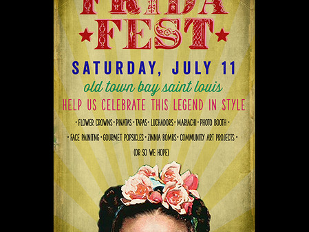 FRIDA FEST!!!