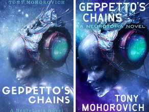 Cover advice: Geppetto's Chains