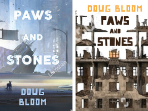 Cover advice: Paws and Stones