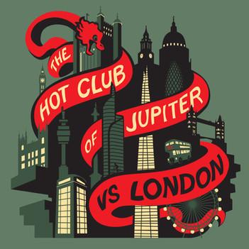 The Hot Club of Jupiter 'Vs London'