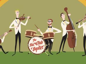 Animated music video - Le Palais de Cristal