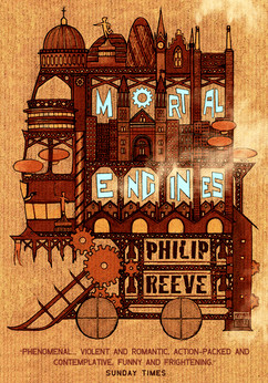 Mortal Engines by Philip Reeve