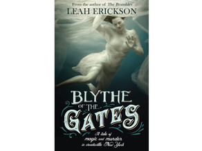 Cover advice: Blythe of The Gates