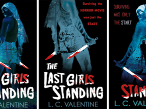 Cover advice: The Last Girls Standing second pass