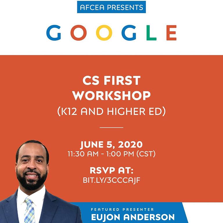 Virtual Google CS First