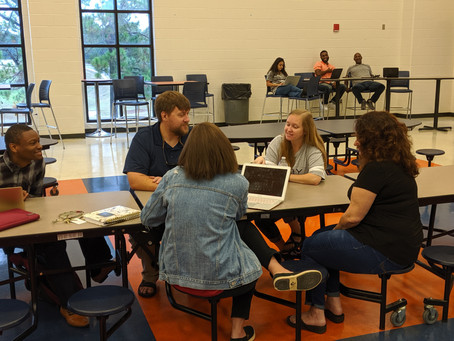 Professional Learning Strategies helping Administrators and Teachers for teaching at home