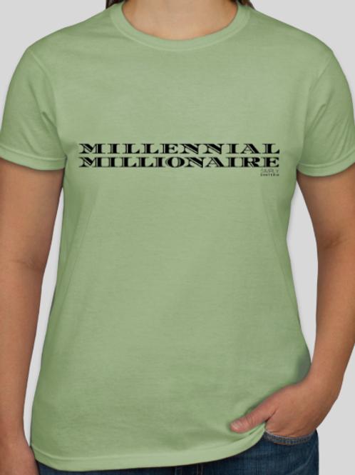 Millennial Millionaire Tee