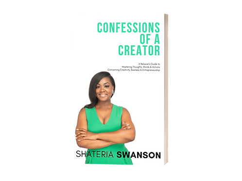 Confessions of A Creator Physical Copy