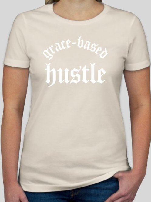 Grace-Based Hustle Tee