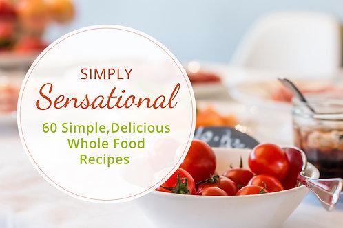 Simply Sensational Recipes