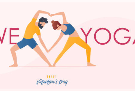 5 Yoga poses for couples