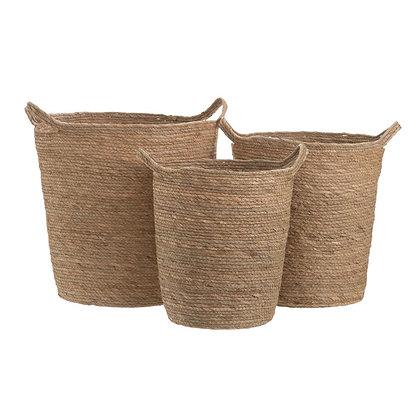 Conjunto 3 cestos
