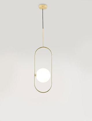 Lámpara de techo 02