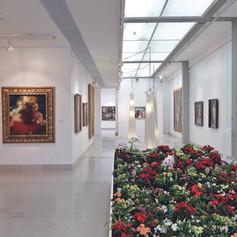 """Installazione """"Traduzione""""  Civico Museo Revoltella Trieste - 2011"""