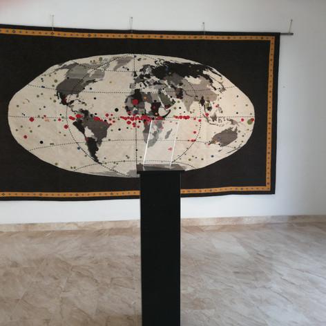 Stelle e Conflitti - Museo Macc (Calasetta) 2019.