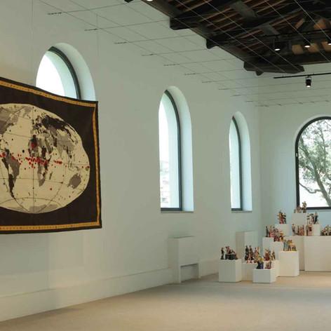 """You may say I'm a dreamer"" 2019 - Museo Nivola - Orani."