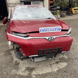 Hyundai Kona Electric Vehicle Breaking Parts